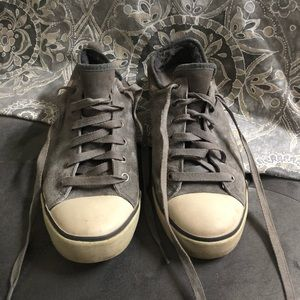 Ugg grey sneakers size 8